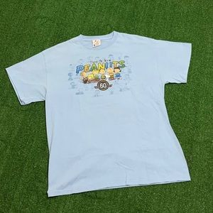 Peanuts Charlie Brown 60 Year Anniversary T Shirt